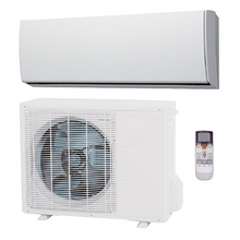 Long Island Ductless Air Conditioning Fujitsu Minisplit