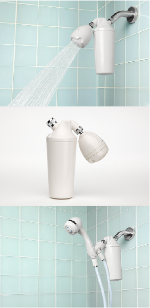 Shower Water Filter from Tragar Home Services