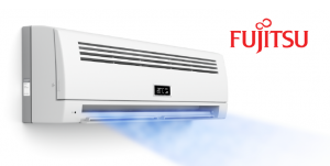 Fujitsu Ductless AC from Tragar Home Services