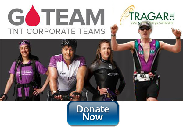 Donate to Team Tragar