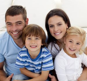 Happy Family with Tragar Home Services