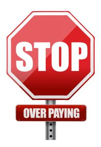 Stop Over Paying by Tragar Home Services