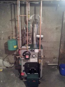 Home Peerless Boiler Install from Tragar Home Services