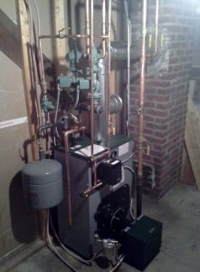 Home Peerless Boiler Installation from Tragar Home Services