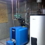 Buderus Boiler and SU54 Indirect Heater from Tragar Home Services