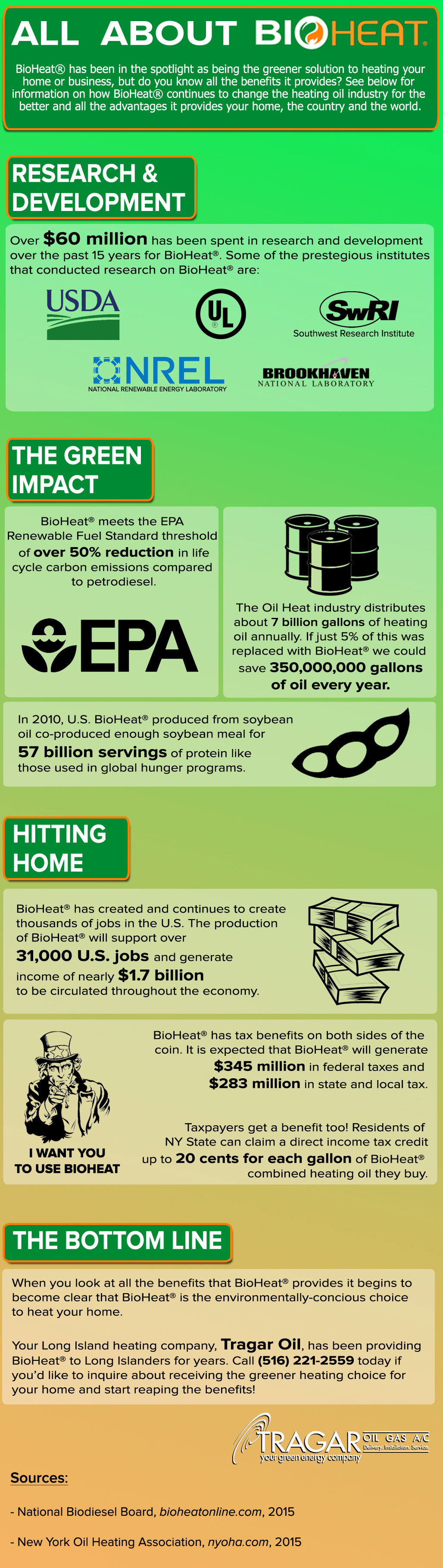 BioHeat Green Energy Infographic
