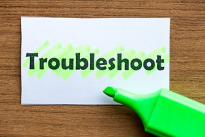 Troubleshoot