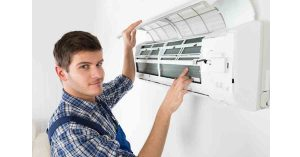 Ductless Air Condition Installation by Tragar Home Services of Wantagh NY