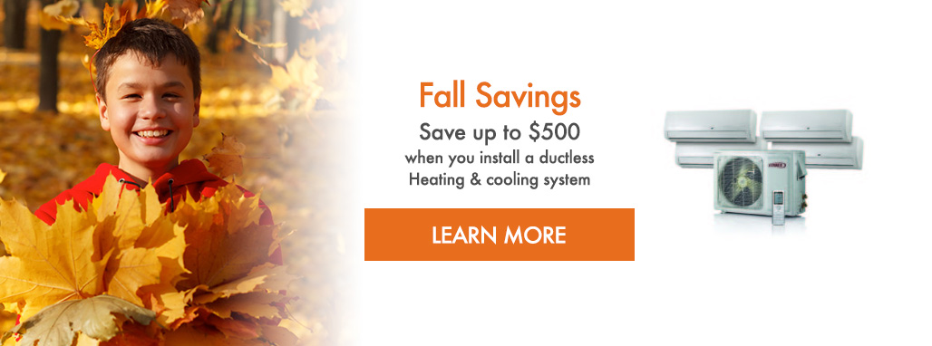 Fall Savings from Tragar Home Services