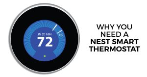 Why You Need a Nest Smart Thermostat by Tragar Home Services