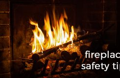 Fireplace Safety Tips for the Winter