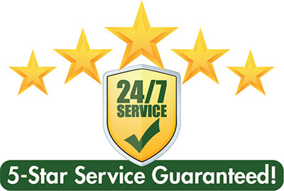 Five Star Service Guarantee