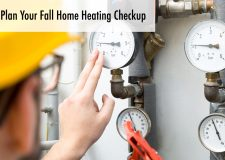 Time to Plan Your Fall Home Heating Checkup