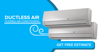Tragar Ductless Air Conditioning Free Estimate