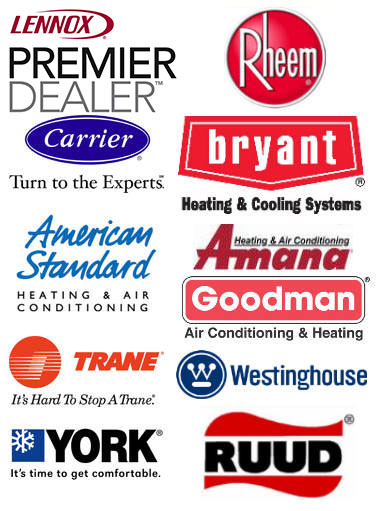 central air conditioning brands