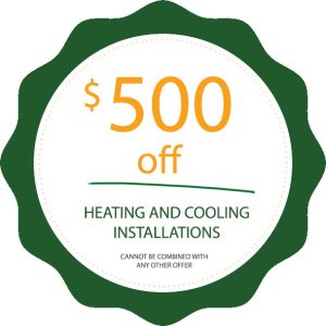 Long Island Ductless Heating Special from Tragar