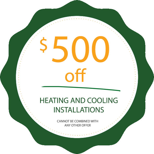 heating and cooling coupon