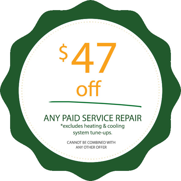 Service Repair Coupon