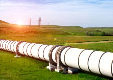 interstate natural gas pipeline that stretches from Texas to New York City