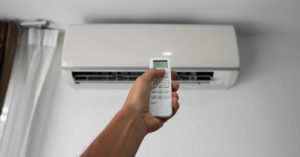 Ductless Heating Mini-Split Unit