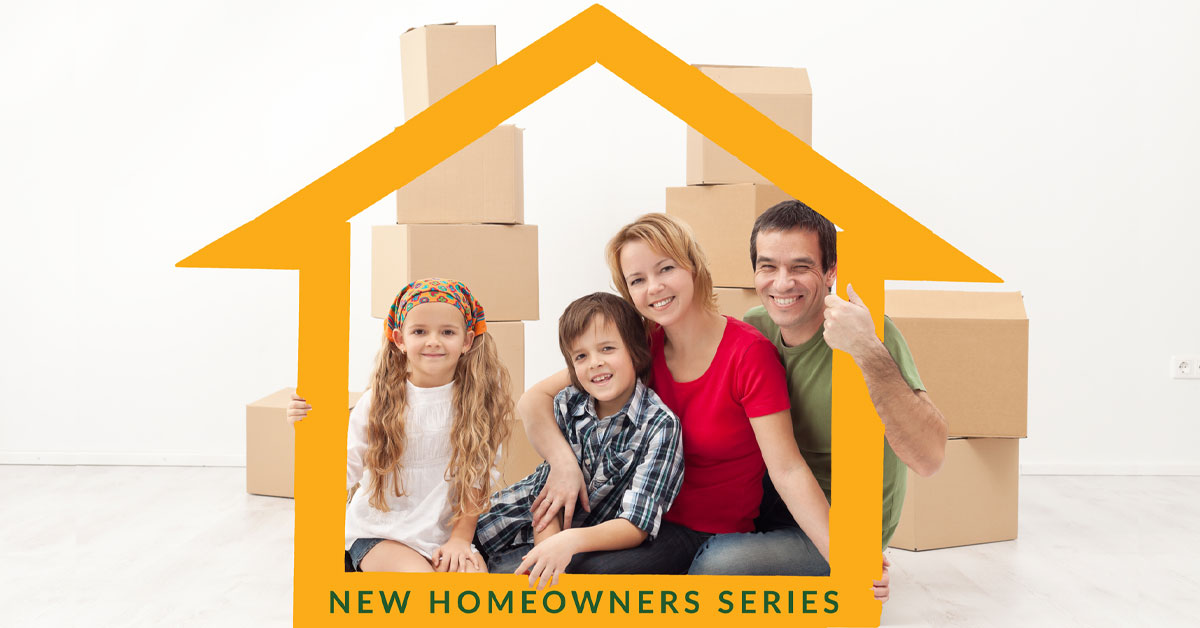 New home owner series