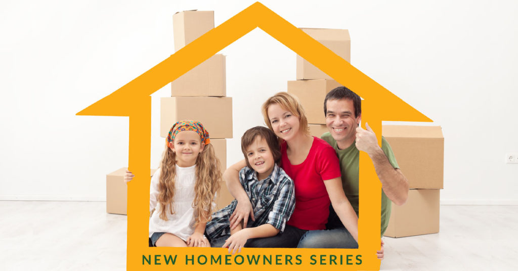 new homeowners series