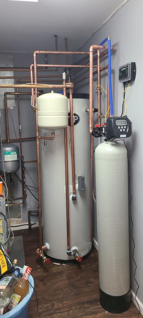 Plumber's Choice Water Filtration System