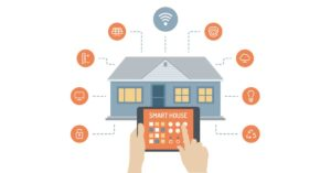 smart home temperature control technology