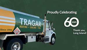 Tragar long island heating company for over 60 years